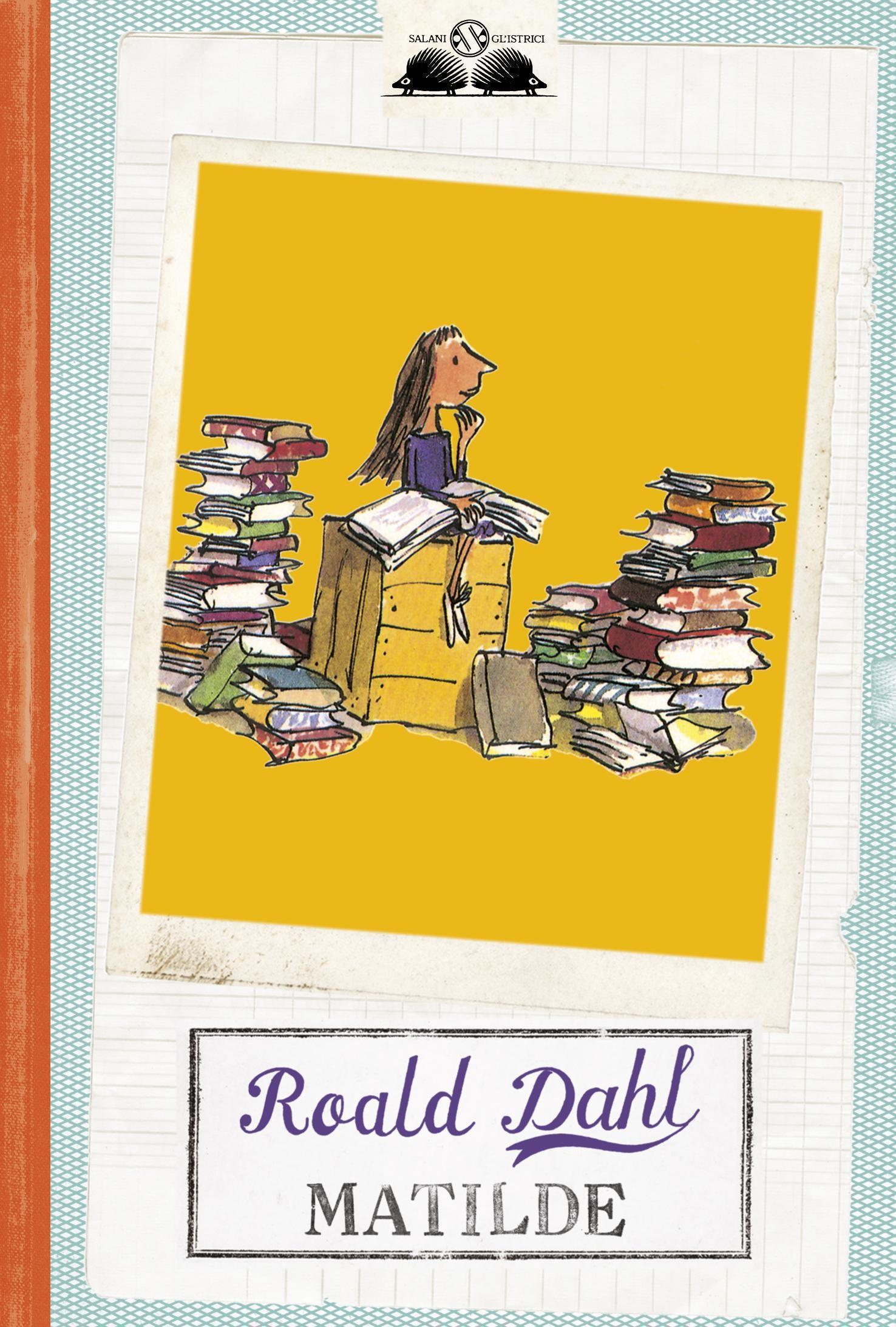 100 anni di Roald Dahl