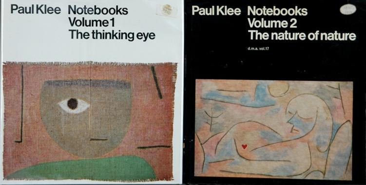 Paul Klee docente al Bauhaus