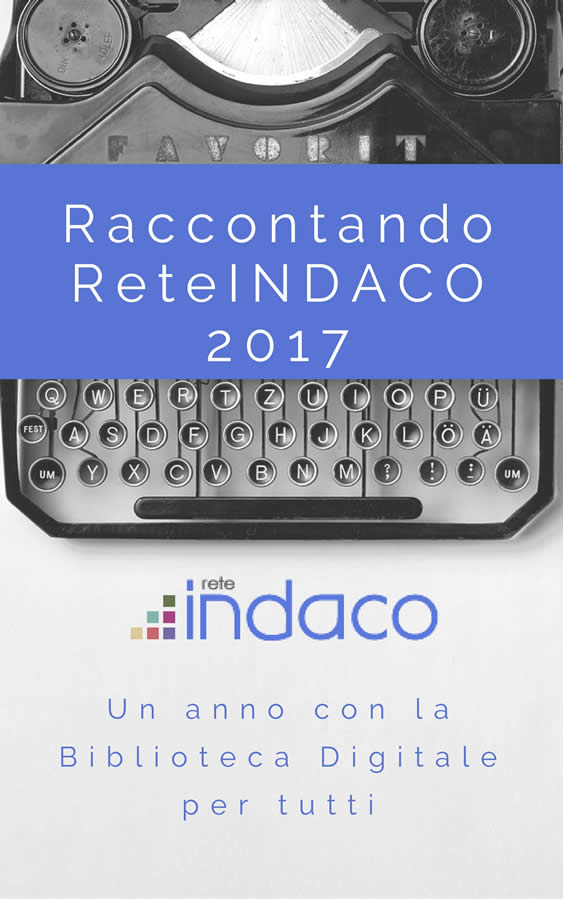 Raccontando ReteINDACO 2017